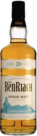 BenRiach 20 Years