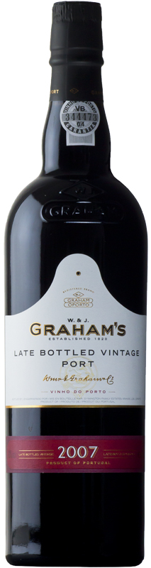 Graham's LBV 4 medium