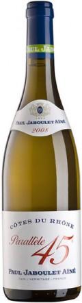 Parallèle 45 Blanc Côtes du Rhône