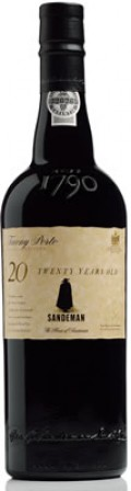 Sandeman Tawny Port 20 Years Old