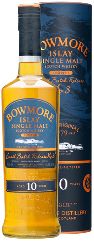 Bowmore Tempest Small Batch Release No.3 10 Years