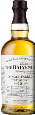 The Balvenie Single Barrel 15 Years
