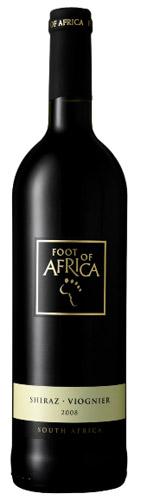 Foot of Africa Shiraz