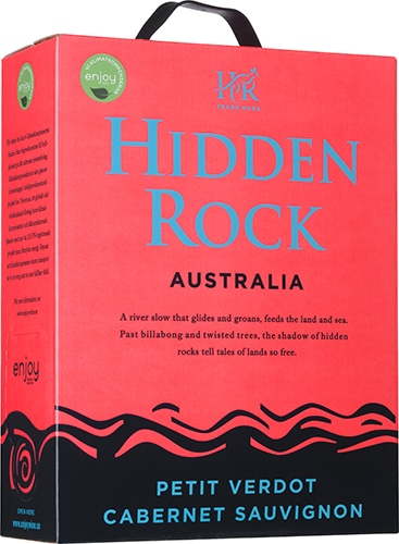 Hidden Rock Petit Verdot Cabernet Shiraz
