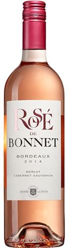Réserve de  Bonnet Rosé Merlot Cabernet Sauvignon
