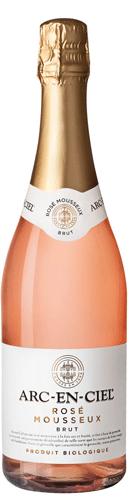 Arc-en-Ciel Vin de Rosé Mousseux Grenache Brut
