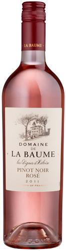 La Baume Les Vignes d'Héloïse Rosé Pinot Noir