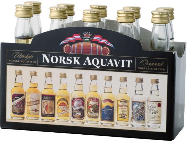 Norsk Aquavit 50 Cl 239 Kr Hitta Akvavit Och Kryddat