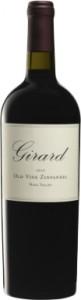 Girard Old Vine Zinfandel