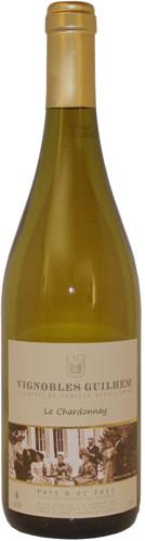 Guilhem Chardonnay front