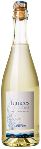 Les Fumées Blanches Sauvignon Blanc Ligthly Sparkling