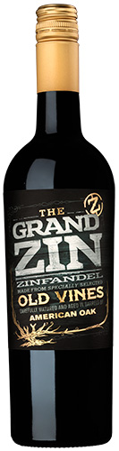 The Grand Zin Zinfandel Old Vines
