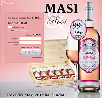 Rosa dei Masi