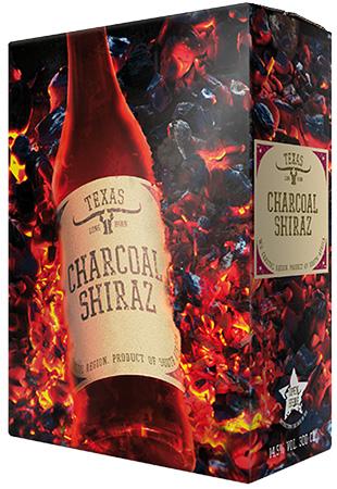 Texas Longhorn Charcoal Shiraz