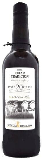 Bodegas Tradición Cream V.O.S 20 Años