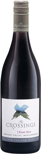 The Crossings Awatere Valley Pinot Noir