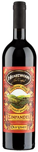 Heartwood Organic Wine Zinfandel