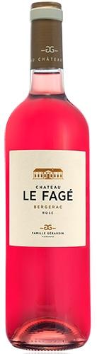 Château Le Fage Rosé