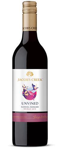 Jacob's Creek UnVined Shiraz