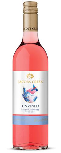 Jacob's Creek UnVined Rosé