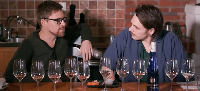 Fredagsvin testar – Vilket vin till Sushi?