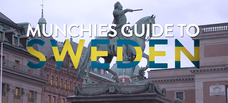 Herring, coffee, and vikings: MUNCHIES Guide to Sweden (Part 3)