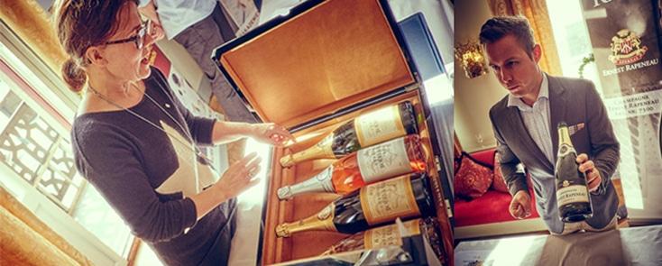När champagne gör en tårögd – Champagnedagen på ..