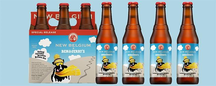 New Belgium Brewing släpper ny öl i samarbete me..