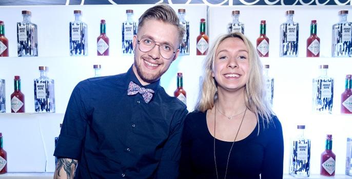 Sveriges bästa barteam har korats på Café Opera