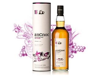 132 flaskor av anCnoc 18YO till Sverige i Juni