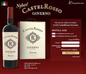 CastelRosso Governo