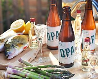 OPA – En helt ny ölstil, perfekt till snapsen