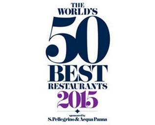 Världens 50 bästa restauranger 2015