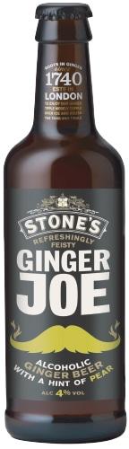 Ginger Joe Pear Ginger Beer