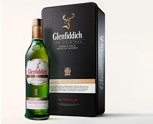 Glenfiddich återskapar klassiker från 1963