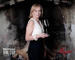 Prestigefull nominering till Marilisa Allegrini