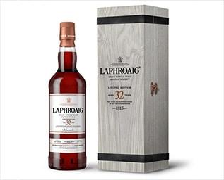 Superexklusiv lansering av 32-årig whisky