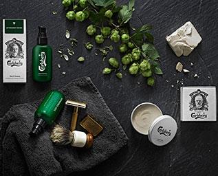 Carlsberg lanserar skäggvårdsserie till förmån f..