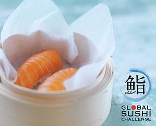 Global Sushi Challenge 7 oktober