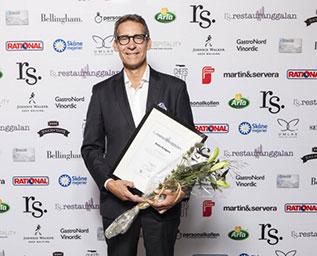 Grattis Ulf! Årets krögare 2015