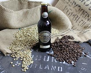 Exklusiv lansering: Barley Wine smaksatt med kaffe