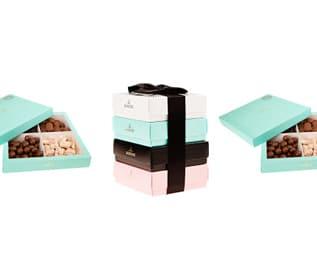 Njutning i en liten box