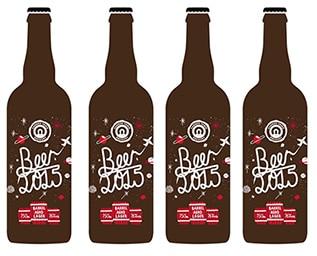 Sverige är först med julölet Camden Town Brewery..