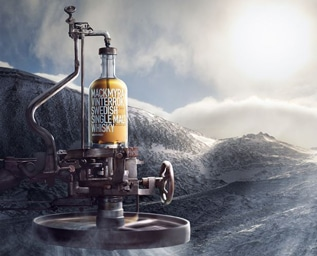 Mackmyra lanserar Vinterrök