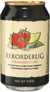 Rekorderlig Strawberry-Lime