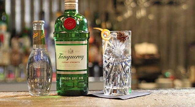 Gin & Tonic New Year Theme