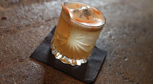 Enjoy A Whisky Sour