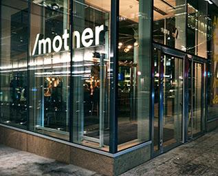 Mother – en mat- och mötesplats för 500 gäster..
