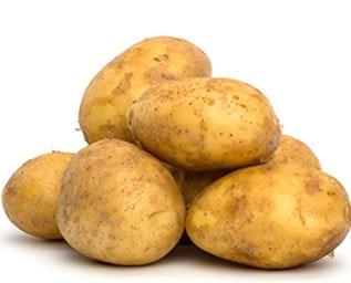 Potatissoppa med smak av tryffel