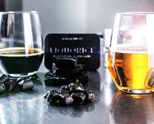 Öl- och lakritsprovning